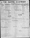 Barrie Examiner, 22 Jun 1939