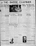 Barrie Examiner, 27 Jul 1939