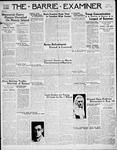 Barrie Examiner, 10 Aug 1939