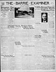 Barrie Examiner, 26 Oct 1939