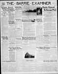 Barrie Examiner, 9 Nov 1939