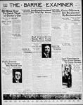 Barrie Examiner, 30 Nov 1939