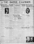 Barrie Examiner, 21 Mar 1940