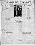 Barrie Examiner, 5 Sep 1940