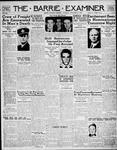 Barrie Examiner, 21 Nov 1940