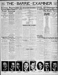 Barrie Examiner, 5 Dec 1940