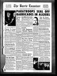 Barrie Examiner, 30 Jan 1960