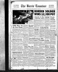 Barrie Examiner, 1 Jun 1960