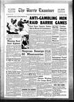 Barrie Examiner, 11 Jul 1960
