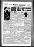 Barrie Examiner, 8 Dec 1960