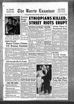 Barrie Examiner, 15 Dec 1960
