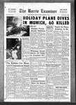 Barrie Examiner, 17 Dec 1960