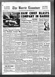 Barrie Examiner, 20 Dec 1960