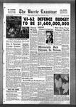 Barrie Examiner, 23 Dec 1960