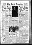 Barrie Examiner, 5 Dec 1961