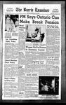 Barrie Examiner, 30 Sep 1963