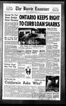 Barrie Examiner, 16 Dec 1963