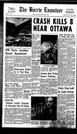 Barrie Examiner, 21 Aug 1964