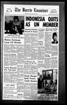 Barrie Examiner, 7 Jan 1965