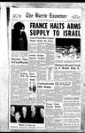Barrie Examiner, 7 Jan 1969