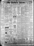 Northern Advance, 19 Oct 1882