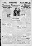 Northern Advance, 23 May 1939