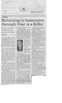Returning to Hometown Through Fear is a Killer