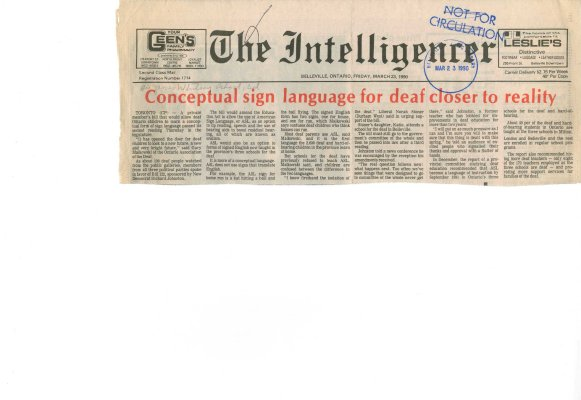 Conceptual sign language for deaf closer to reality