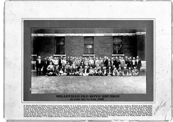 Belleville Old Boys Reunion