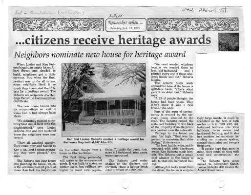...citizens receive heritage awards