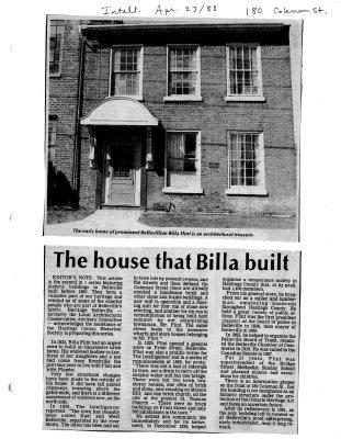 The house that Billa built