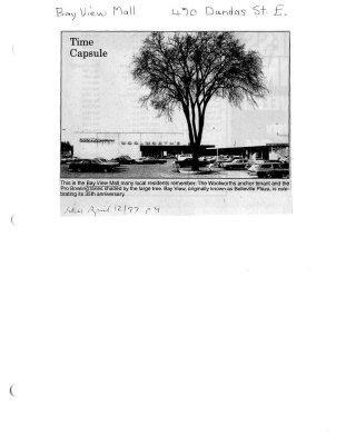 Time capsule: 470 Dundas St. E.