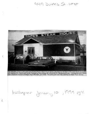 449 Dundas St. W.