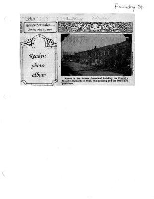 Reader's photo album: Greenleaf building