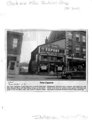 Time capsule: 182 Front Street