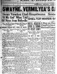 Swayne Vermilyea's Caretaker Takes Stand