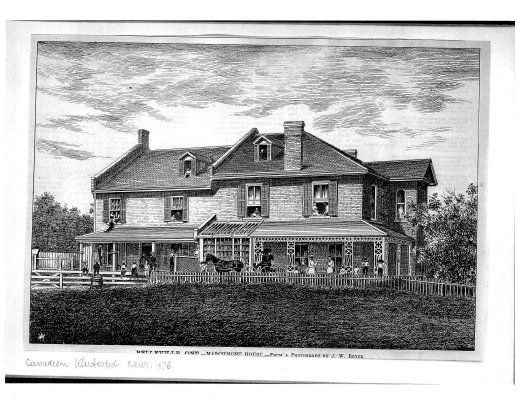 illustration: The Marchmont Home