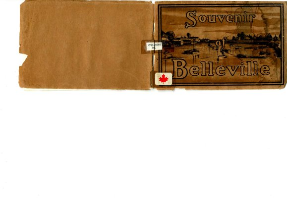 Souvenir of Belleville