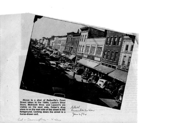 Remember When: Front Street 1940s