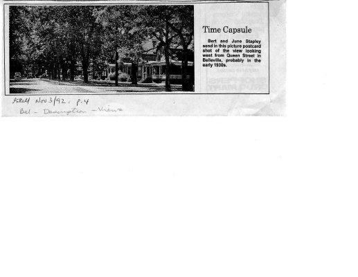Time capsule: Queen Street