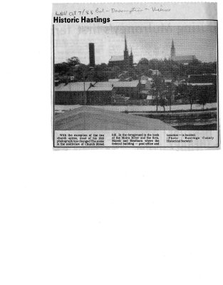 Historic Hastings: 1912 photo