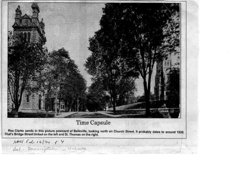 Time Capsule, February 16, 1994