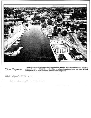 Time Capsule, April 19, 1994