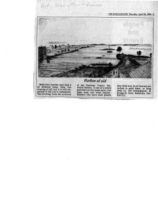 Harbor of old: Belleville