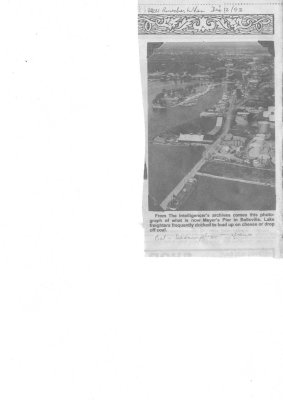 Remember when: Belleville aerial view