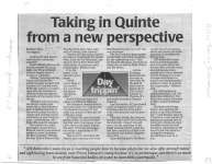 Taking in Quinte from a new perspective: Airline Training International