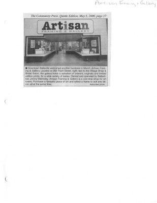 Artisan Framing & Gallery