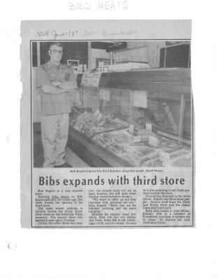 Bibs expands with third store