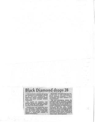 Black Diamond drops 28