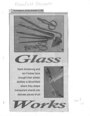 Bloomfield Glassworks